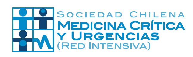 Sociedad chilena Medicina Crítica y Urgencias (Red Intensiva)