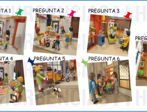 Niños, Playmobil, viajes y humanización