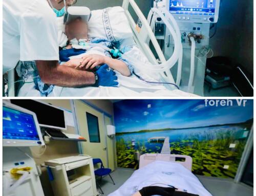 FOREN-UCI: realidad virtual y fisioterapia para las HUCI
