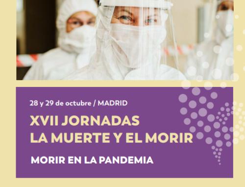 Jornadas de la muerte y el morir: morir en pandemia